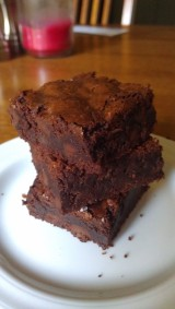 Barefoot Contessa's Outrageous Brownies: Made Gluten-Free!